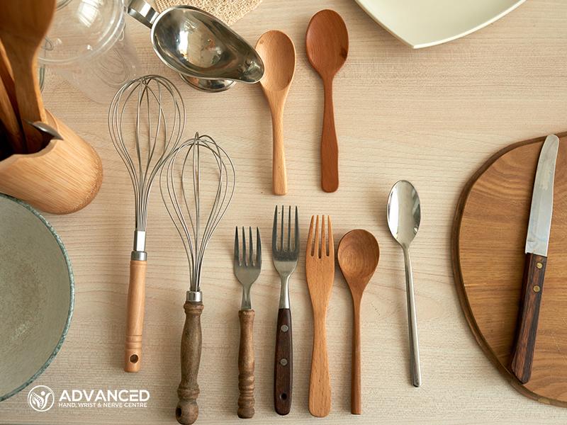 Range of Kitchen Tools
