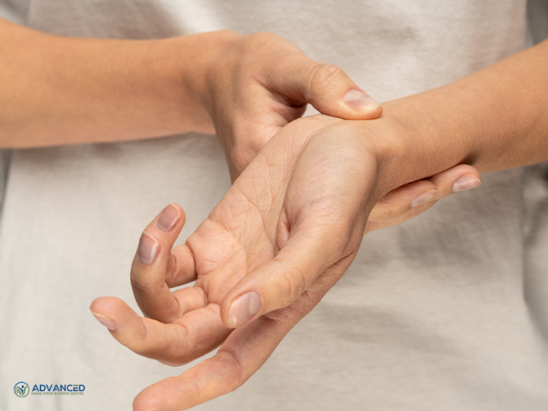 carpal tunnel syndrome singapore